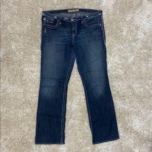 Big Star Maddie Bootcut Jeans - 33L
